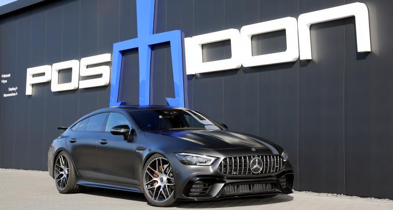 Posaidon RS 830 : la Mercedes-AMG GT 63 S 4 portes aux hormones