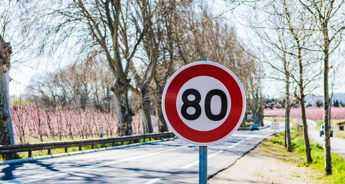 Un conducteur flashé à 179 km/h sur une route limitée à 80 km/h