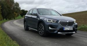 Essai du BMW X1 restylé : toujours son mot à dire