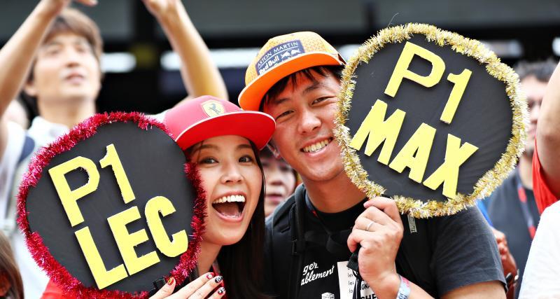 Essais libres du Grand Prix du Japon de F1 : à quelle heure et sur quelle chaîne TV ?