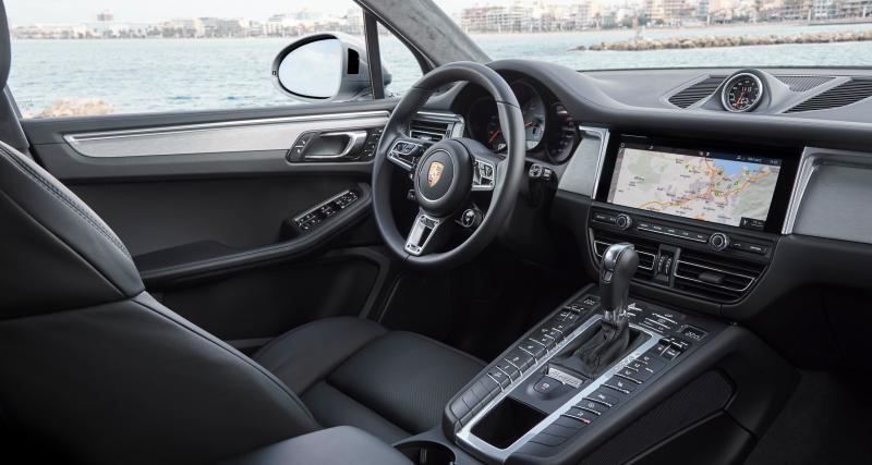 Une Porsche au quotidien