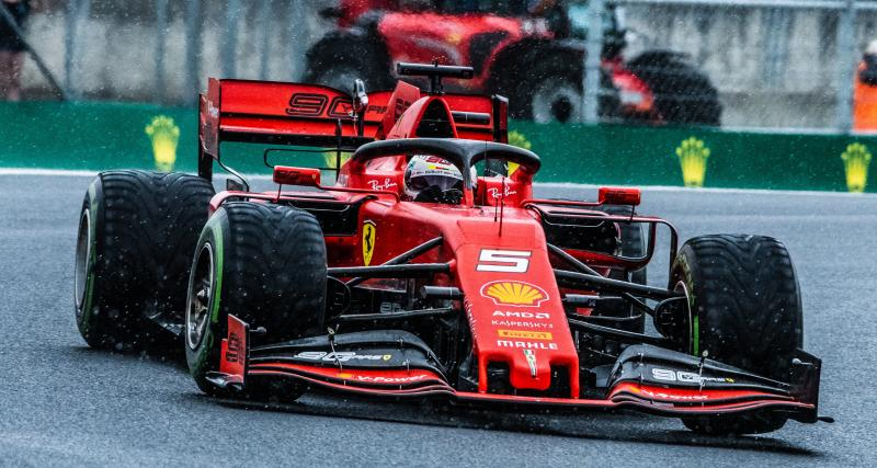 Grand Prix du Japon de F1 : la course reportée à lundi ?