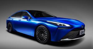 Nouvelle Toyota Mirai: l'hydrogène de demain