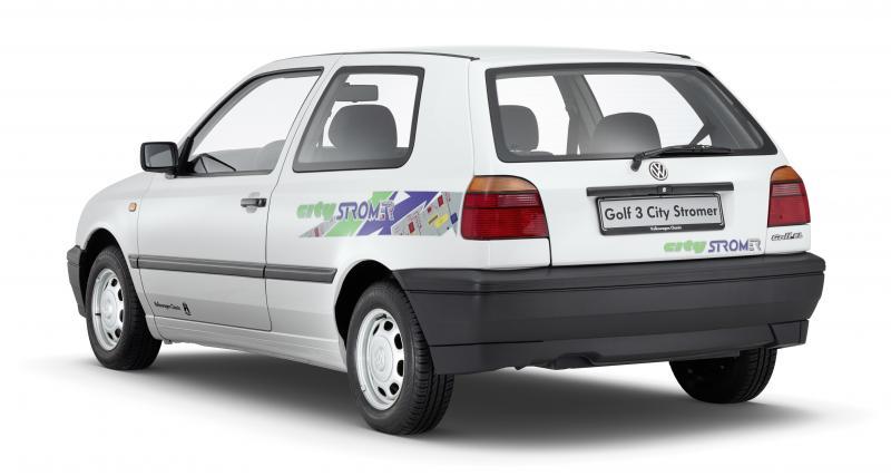 La Golf MkIII, laboratoire technologique de Volkswagen