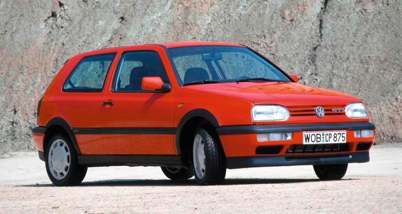 La Golf GTI MkIII