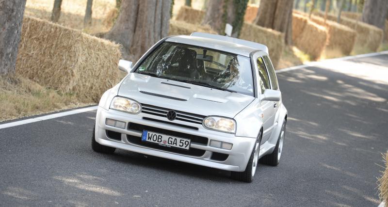 Golf MkIII Rallye : un modèle méconnu