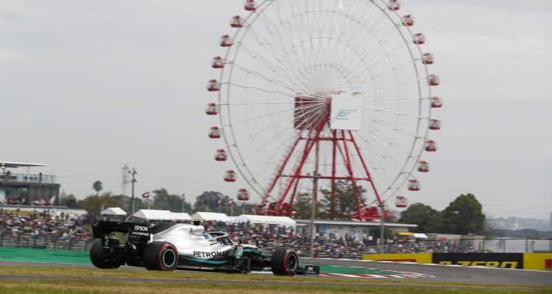 Le programme TV du Grand Prix du Japon