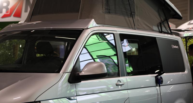 Danbury Surf Double : le camping-car en trois points