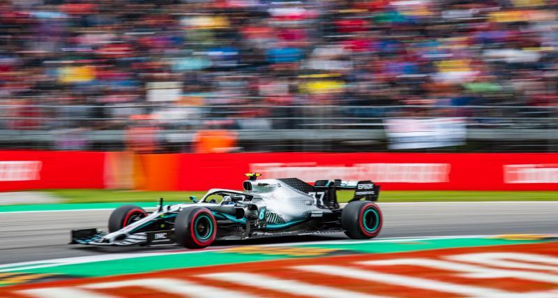 Grand Prix du Japonde F1 : Bottas s'impose devant Vettel, le classement complet