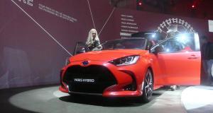 Nouvelle Toyota Yaris : petit format, grandes promesses
