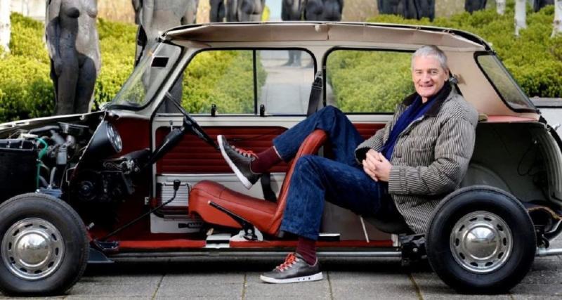 Dyson : la voiture électrique qui fait pschitt