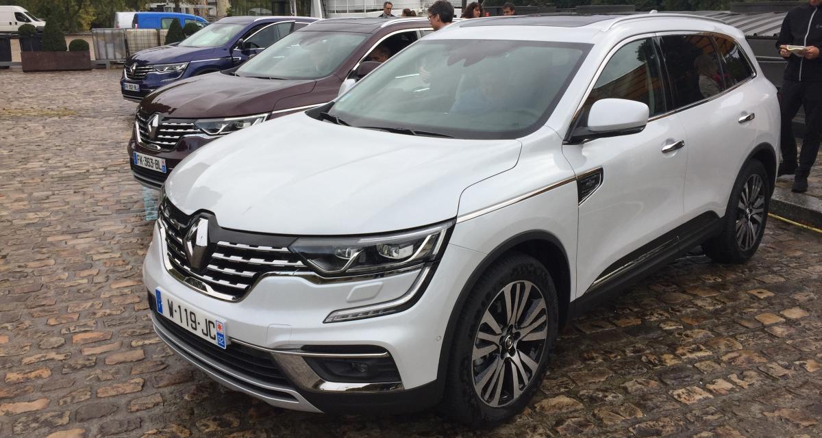 Essai Renault Koleos 2019 : une certaine vision du SUV haut de gamme
