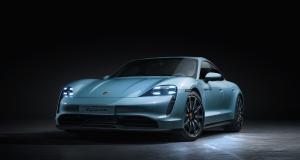 Porsche Taycan 4S : une autonomie de 463 km