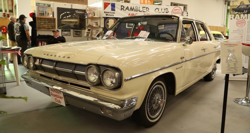 Renault Rambler : cette Renault américaine a bien existé !