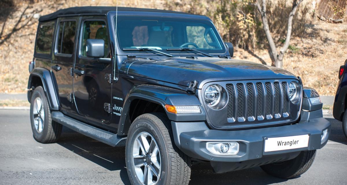 La fille de Michael Jackson arrêtée pour excès de vitesse en Jeep
