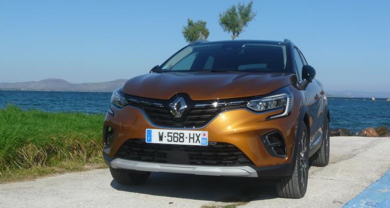 Renault Captur II : les photos de notre essai du nouveau crossover urbain au losange