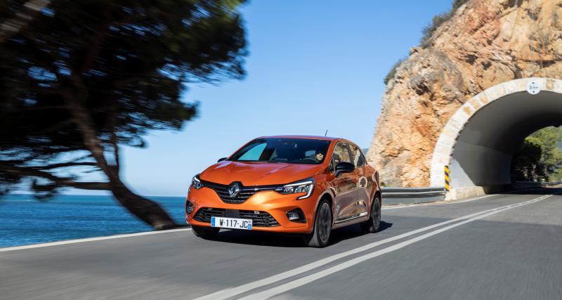 Clio 5 Renault - essai, prix infos et nouveautés