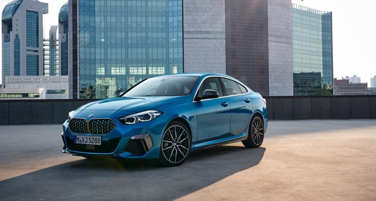 BMW Série 2 Gran Coupe : le coupé 4 portes compact de BM