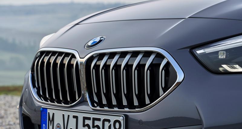 BMW Série 2: une version Gran Coupé également