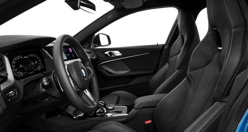 M Performance Parts pour la BMW Série 2 Gran Coupé