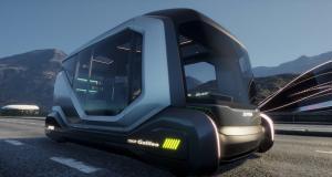 Camping-car du futur : le concept Hymer Galileo en vidéo