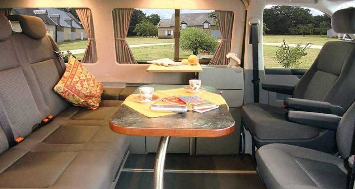 Camping-car Reimo Weekender Plus : prolonger le plaisir