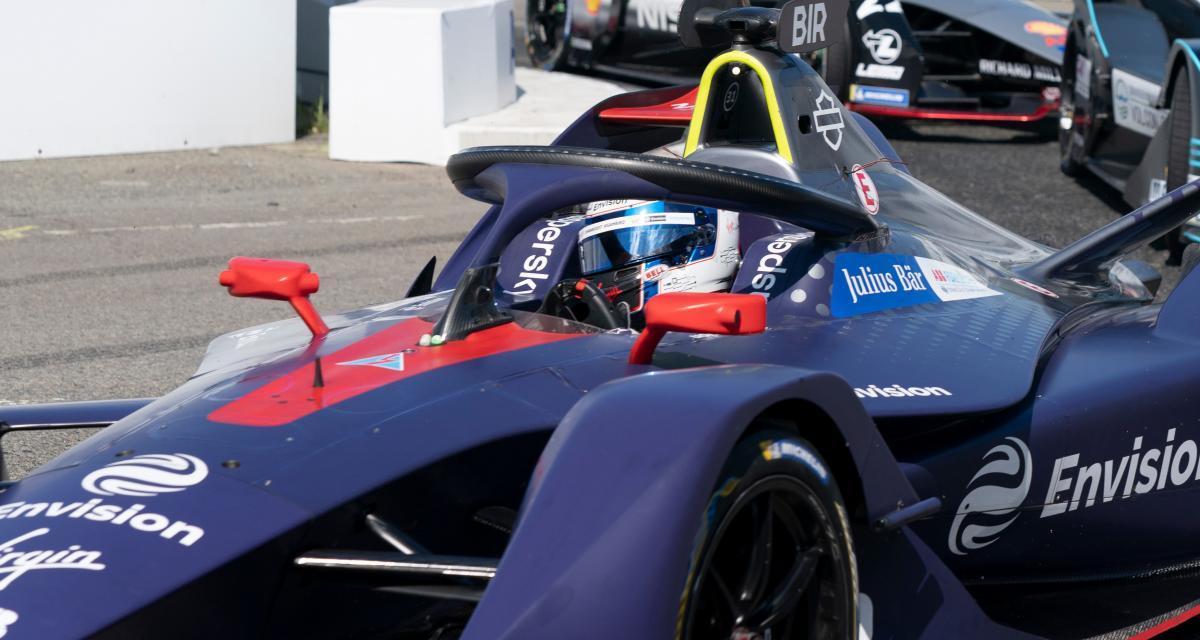 Formule E : premiers essais à Valence, les résultats de Porsche et Mercedes