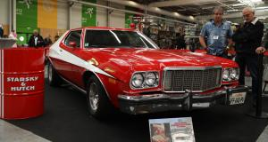 Ford Gran Torino de Starsky et Hutch : nos photos du mythe !