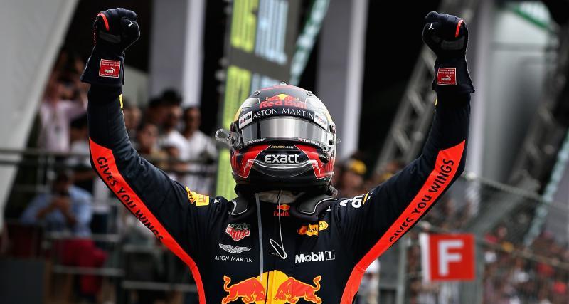 Grand Prix du Mexique de F1 : les résultats de Max Verstappen à Mexico
