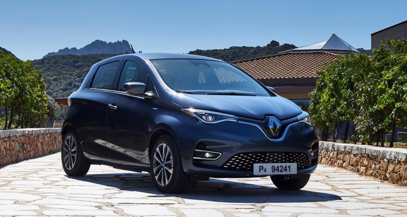 Essai vidéo de la nouvelle Renault Zoé : la nouvelle citadine électrique de référence