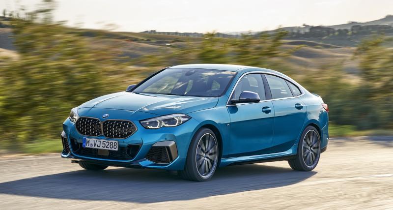 BMW Série 2 Gran Coupé : le coupé 4 portes compact en vidéo