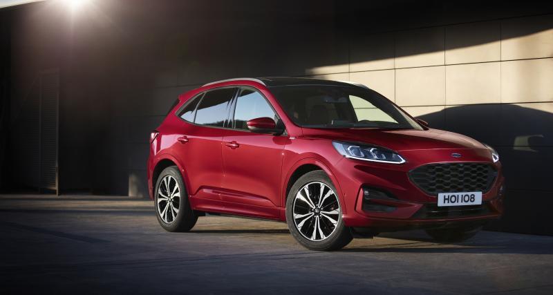 Ford KugaPlug-In Hybrid: à partir de 38 600 €, tous les prix et finitions du SUV