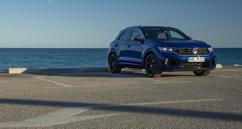 Essai du Volkswagen T-Roc R : contact rugueux