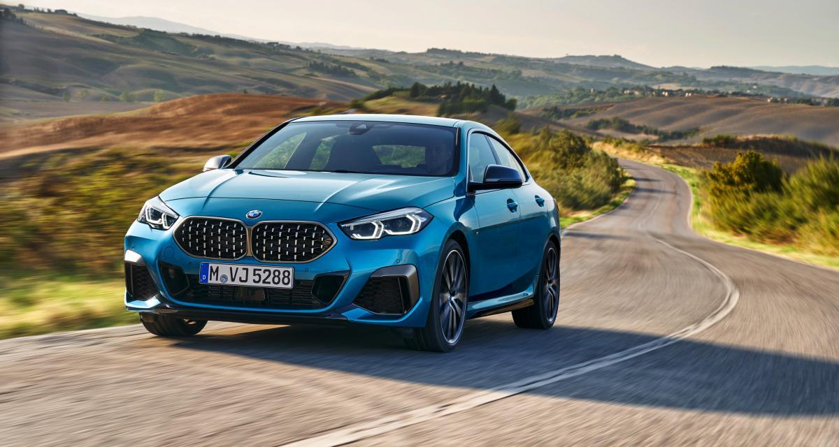 BMW Série 2 Gran Coupé : la berline coupé 4 portes compacte en 4 points