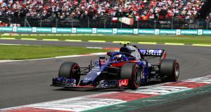 Grand Prix du Mexique de F1 : les résultats de Pierre Gasly à Mexico