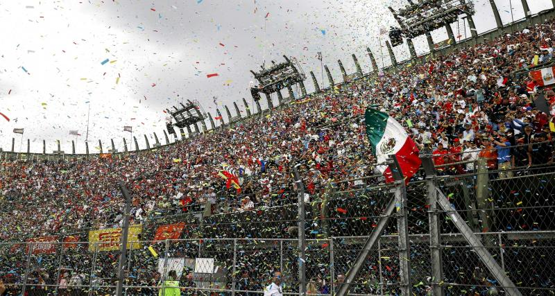 Grand Prix du Mexique de F1 : à quelle heure et sur quelle chaîne TV ?