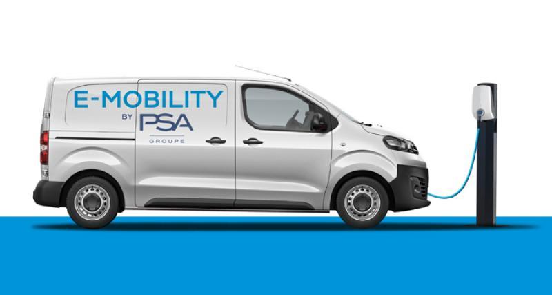 Peugeot utilitaires : une gamme électrique pour 2021