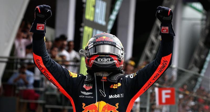 Grand Prix du Mexique de F1 : Max Verstappen, la passe de trois ?