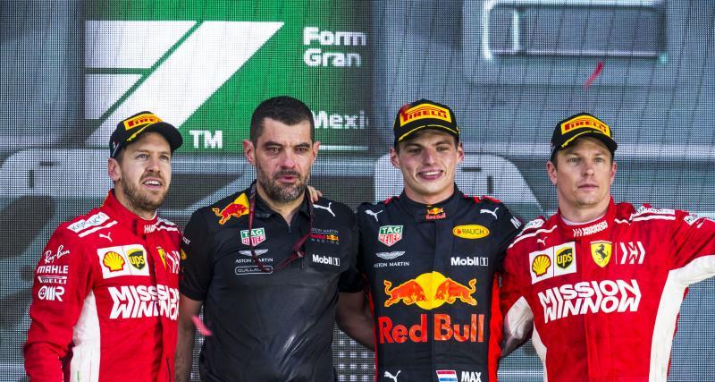 Grand Prix du Mexique de F1 : Ferrari, enfin une victoire ?