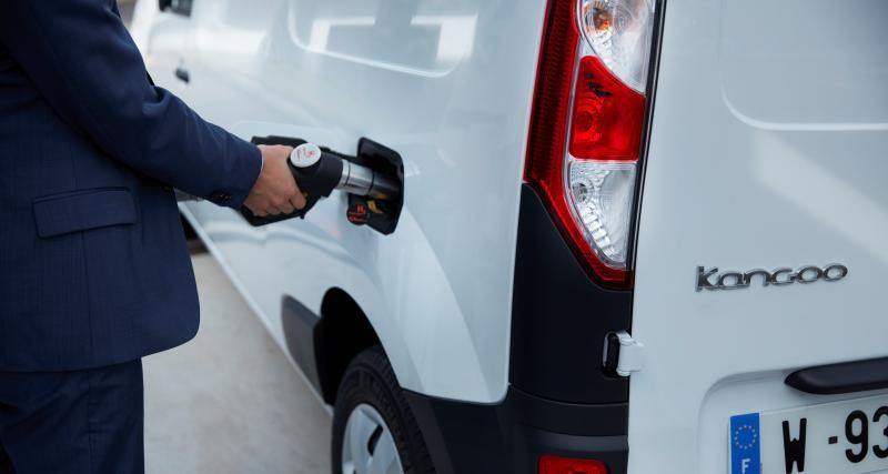 Renault Kangoo ZE Hydrogen : prix, date de sortie et autonomie, les infos de la version hydrogène