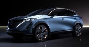 Nissan Ariya: le futur SUV électrique se dévoile à Tokyo