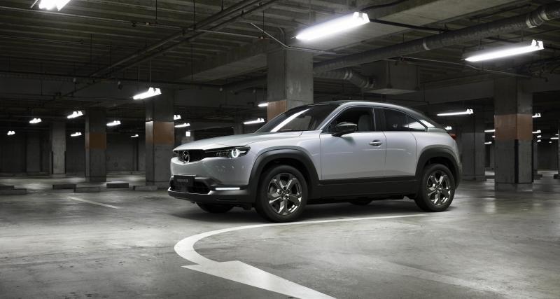 Mazda MX-30: première mondiale électrique pour le constructeur à Tokyo