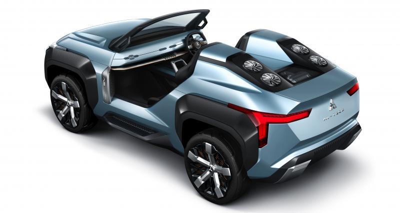 Un buggy futuriste