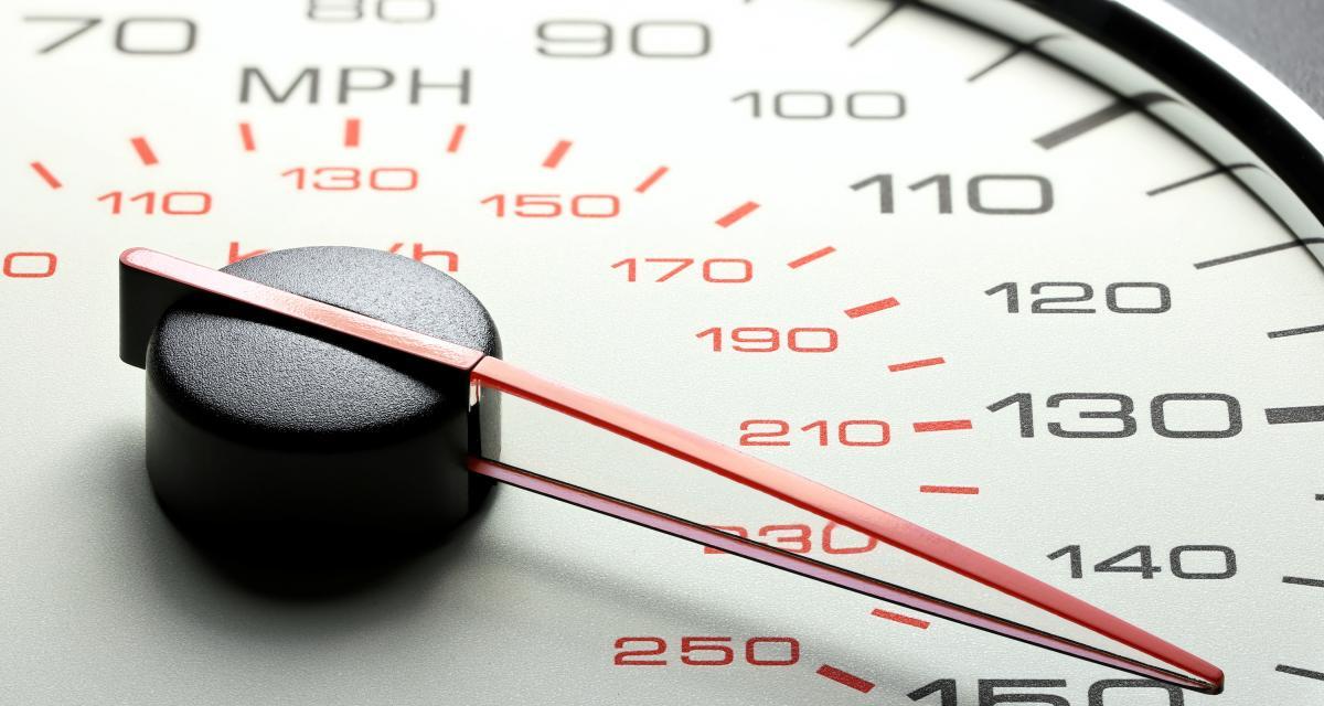 Excès de vitesse : un chauffard de 18 ans arrêté à 153 km/h en Volkswagen Polo