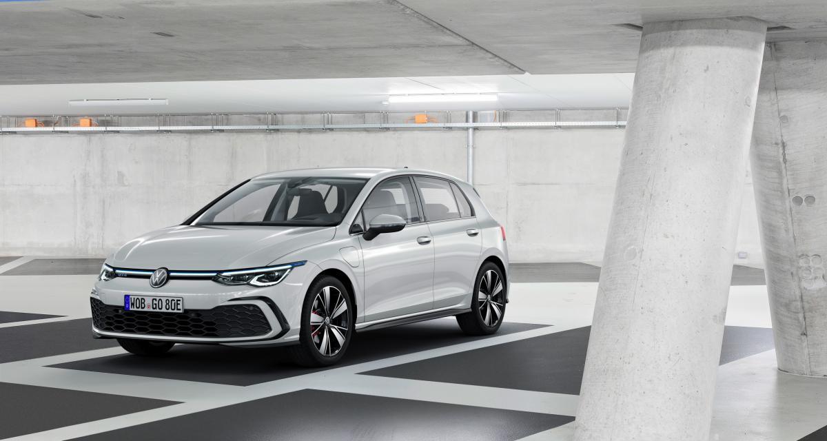 Golf 8 GTE : ce qu'il faut savoir sur les versions hybrides rechargeables de la compacte