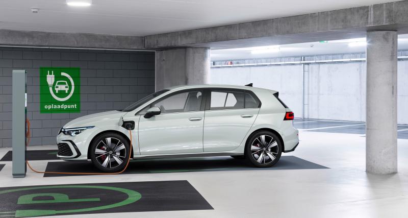 Hybride rechargeable : motorisation et autonomie