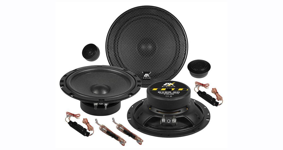 ESX commercialise une nouvelle gamme de haut-parleurs pour les emplacements d'origine