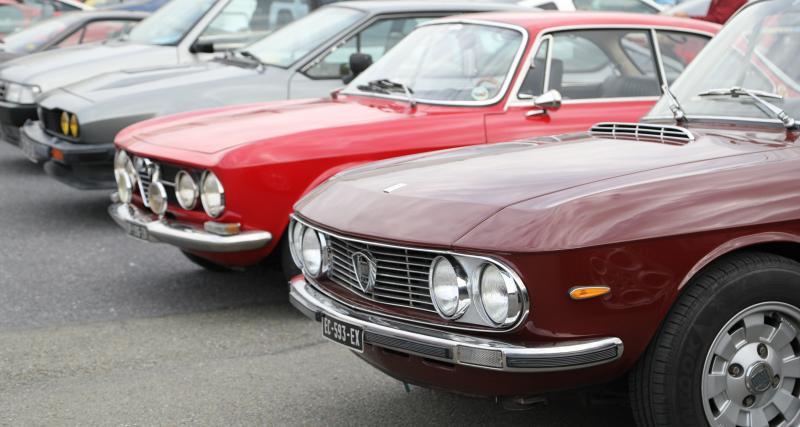 Ferrari, Alfa Roméo, Lancia… le meilleur des italiennes à Automédon 2019