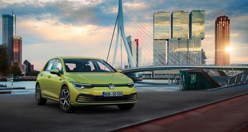 Golf 8 : la compacte star de Volkswagen en vidéo