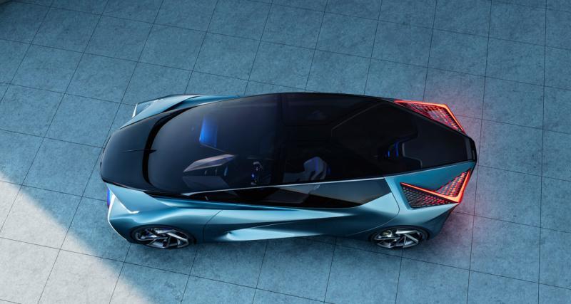 Lexus LF-30 Electrified : le concept électrique et autonome en vidéo
